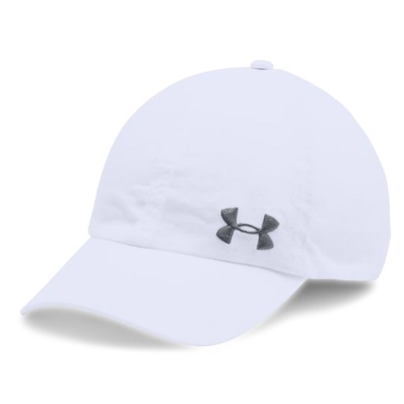 ... best quality f1f6c 3ce96 NWT Womens Under Armour White Baseball Cap Hat   new ... f19046732d6d